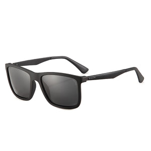 Polarized Rectangle unisex Sunglasses - PZ5006