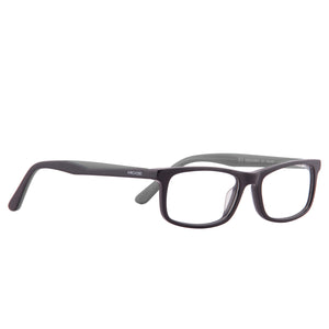 Trendy handmade acetate rectangular frame - SF492