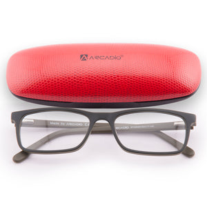 Multi-layered handmade acetate rectangular frame - SF498