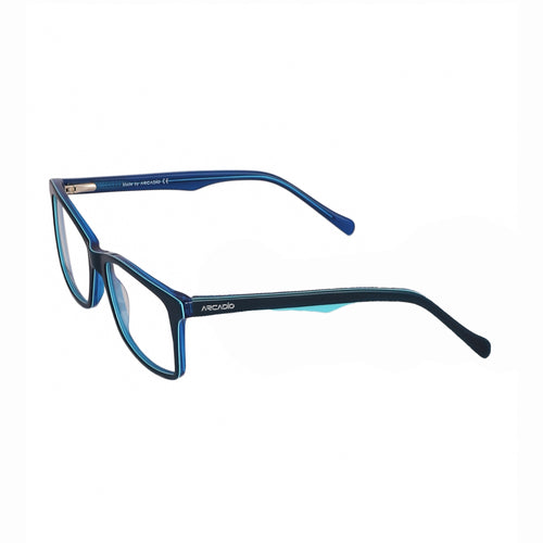 Women Color-Bust Fin Tale HD Acetate Frame - SF4449