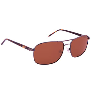 Unisex Rectangular Polarized Sunglass - AR192