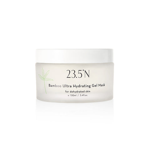 Bamboo Ultra Hydrating Gel Mask