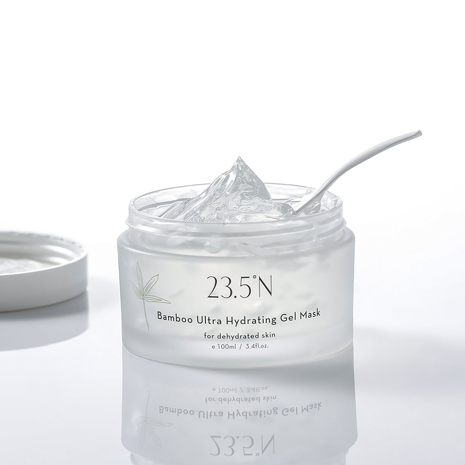 Bamboo Ultra Hydrating Gel Mask - Peau Peau Beauty