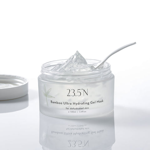 Bamboo Ultra Hydrating Gel Mask hover