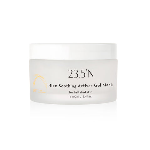 Rice Soothing Gel Mask