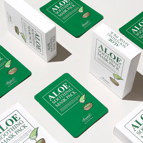Aloe Soothing Mask Pack hover