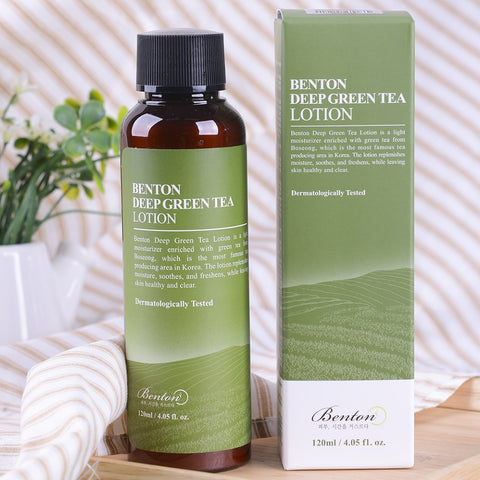 Deep Green Tea Lotion hover