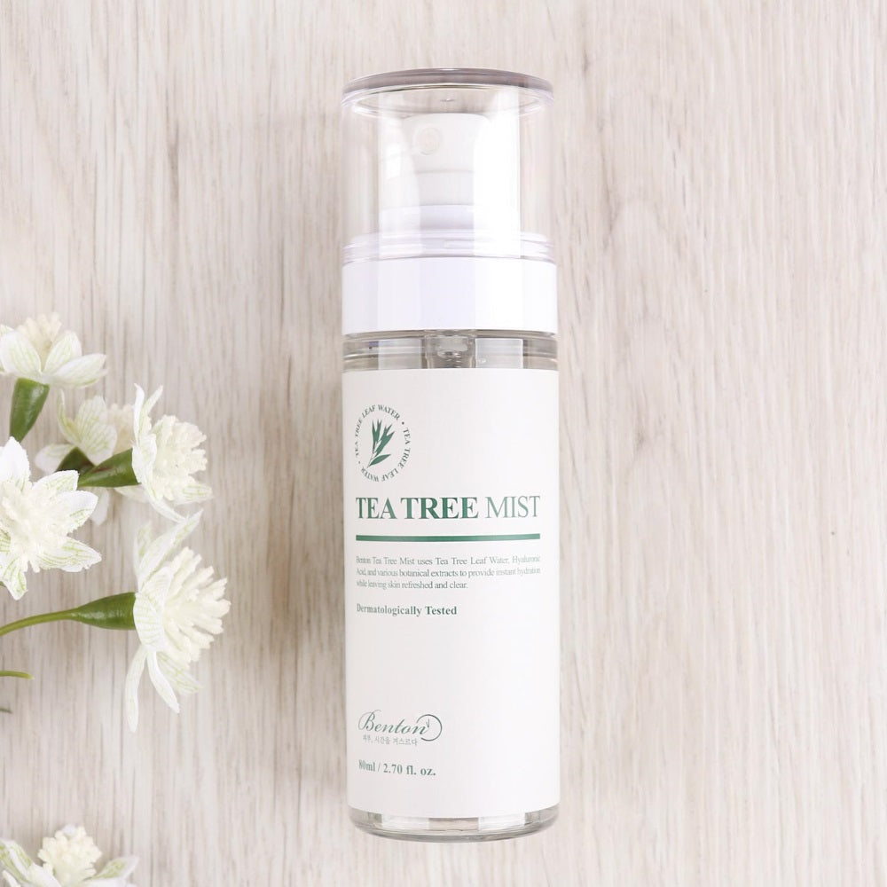 Tea Tree Mist - Peau Peau Beauty