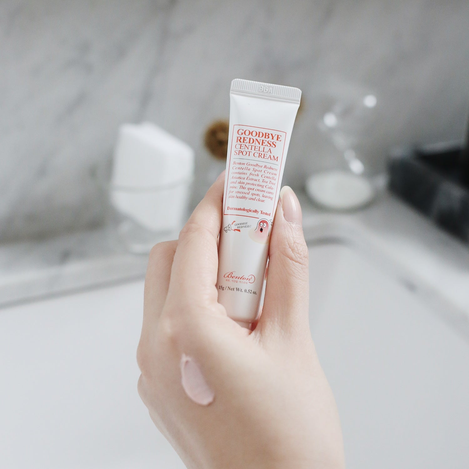 Goodbye Redness Centella Spot Cream