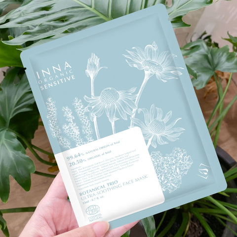 Botanical Trio Ultra-Soothing Mask hover