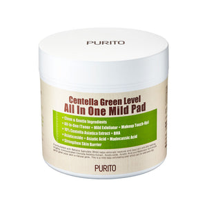 Centella Green Level All In One Mild Pad - Peau Peau Beauty