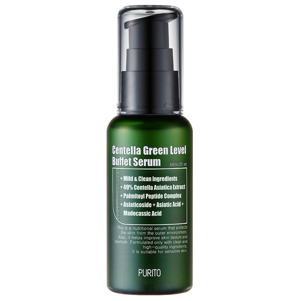 Centella Green Level Buffet Serum - Peau Peau Beauty