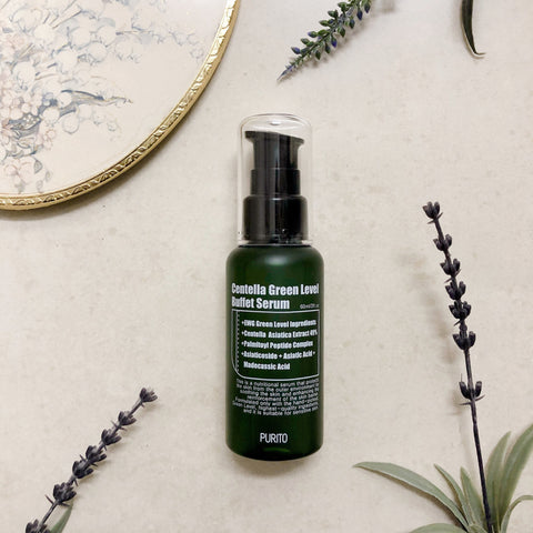 Centella Green Level Buffet Serum hover