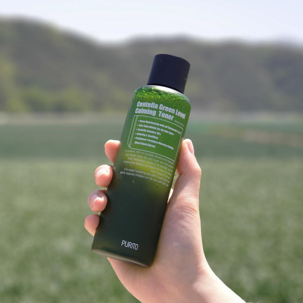 Centella Green Level Calming Toner - Peau Peau Beauty