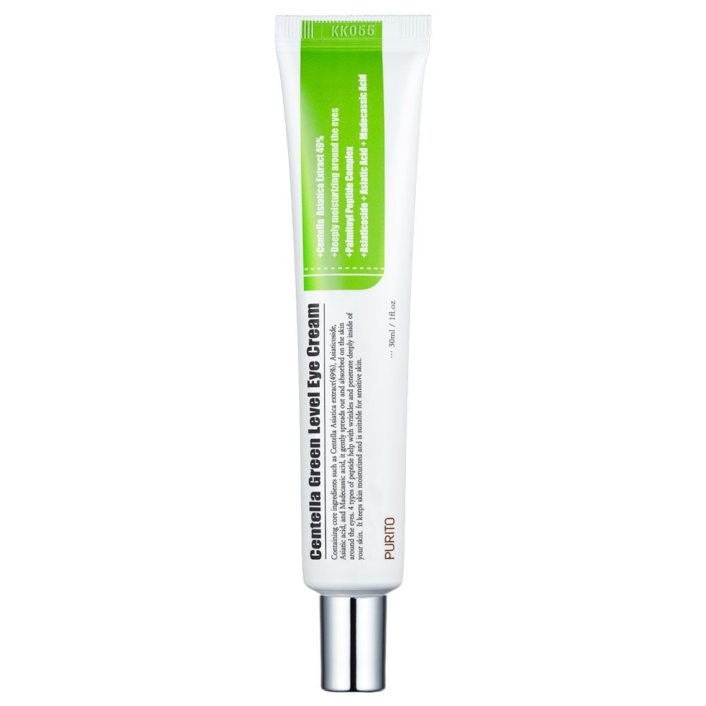 Centella Green Level Eye Cream - Peau Peau Beauty