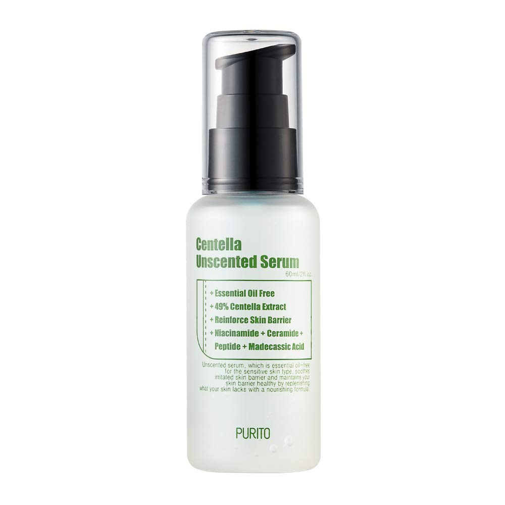 Centella Unscented Serum - Peau Peau Beauty
