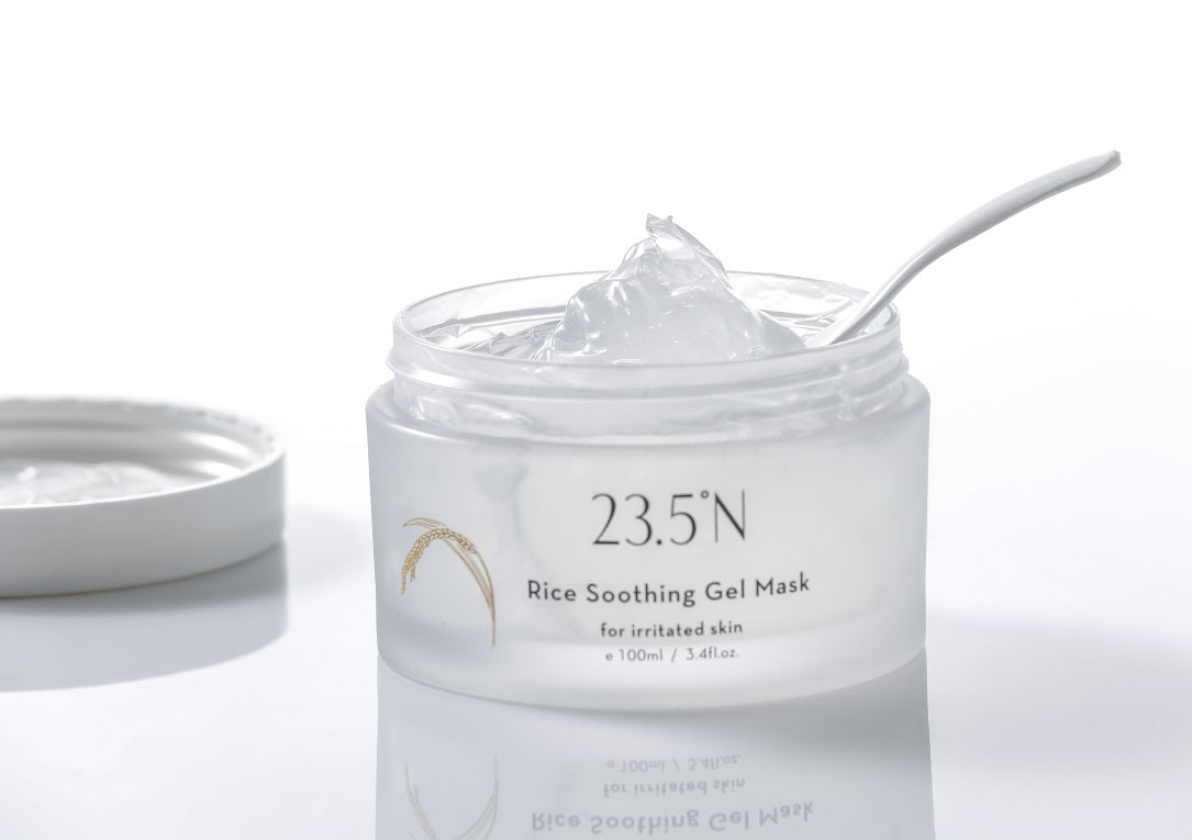 Rice Soothing Gel Mask side
