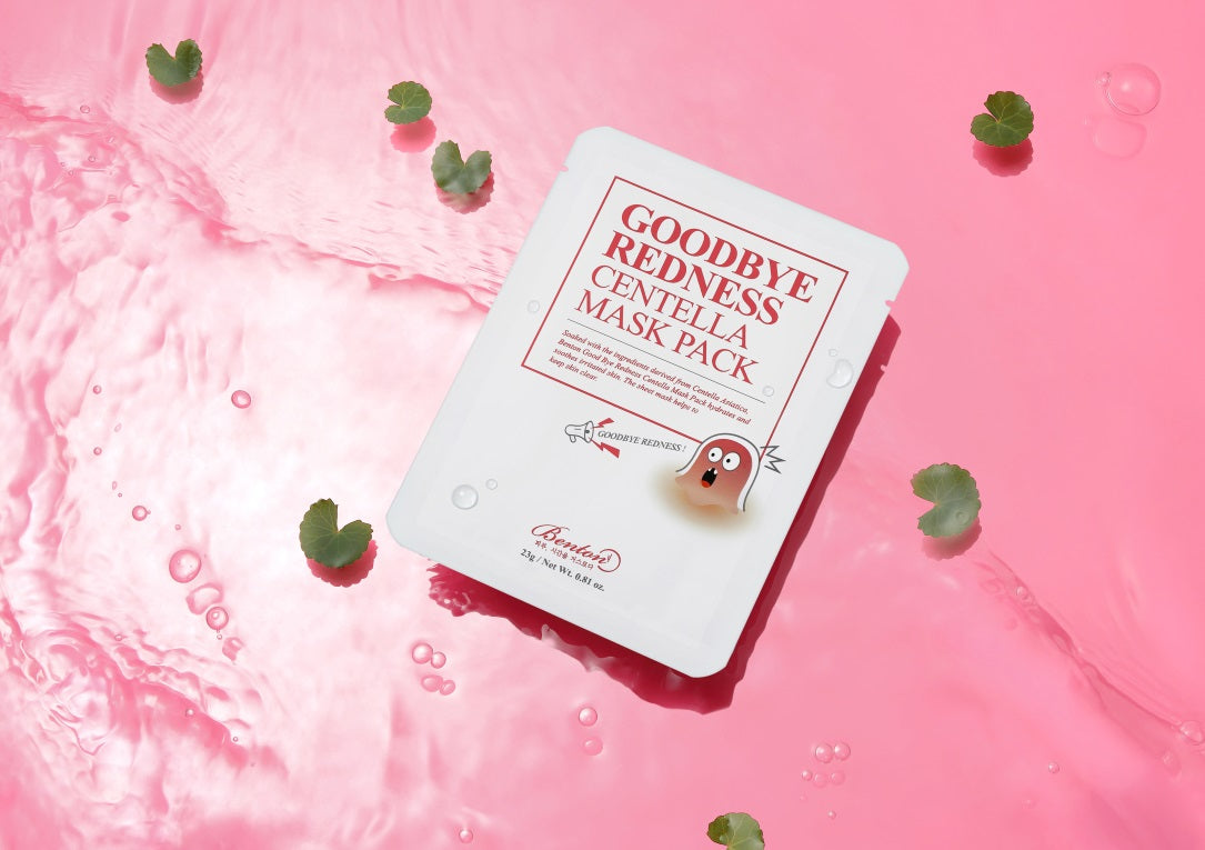 Goodbye Redness Centella Mask Pack side