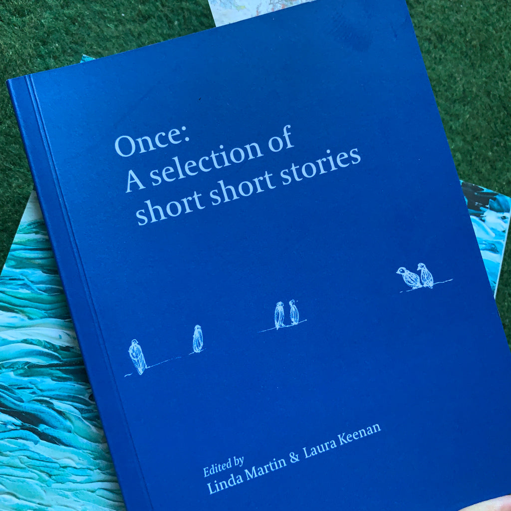 Once: A selection of short short stories by Night Parrot Press