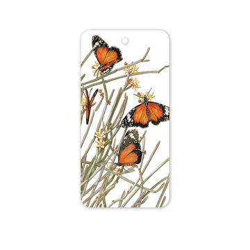 Rectangle Gift Tag: Butterflies