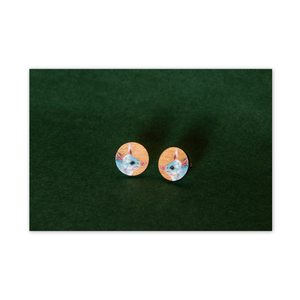 Open image in slideshow, Bilby Stud Earrings