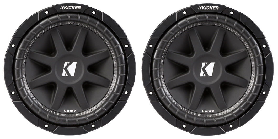http://www.ebay.com/i/2-Kicker-C104-10-300W-Comp-4-Ohm-Car-Audio-Subwoofers-Subs-C10-Pair-43C104-/391466815219