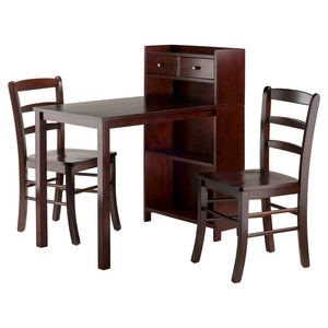 http://www.ebay.com/i/3-Piece-Tyler-Set-Table-Storage-Shelf-Ladder-Back-Chairs-Wood-Walnut-W-/282124629999