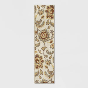 http://www.ebay.com/i/2X7-Tufted-And-Looped-Runner-Floral-Beige-Threshold-153-/272873726407