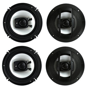 http://www.ebay.com/i/4-New-Boss-Riot-R63-6-5-600W-3-Way-Car-Audio-Coaxial-Speakers-Stereo-4-Ohm-/350936059319