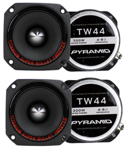 http://www.ebay.com/i/4-New-Pyramid-TW44-1-1200W-Heavy-Duty-Titanium-Dome-Bullet-Car-Super-Tweeters-/351169452877
