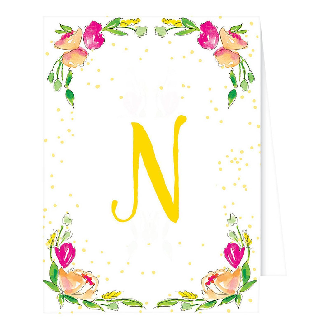 http://www.ebay.com/i/RosanneBECK-Collections-White-Note-Cards-Floral-Crest-Monogram-N-/302529348070