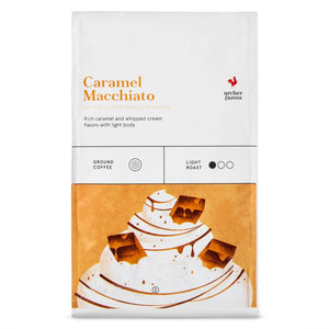http://www.ebay.com/i/Caramel-Macchiato-Light-Roast-Ground-Coffee-20oz-Archer-Farms-153-/302307740954