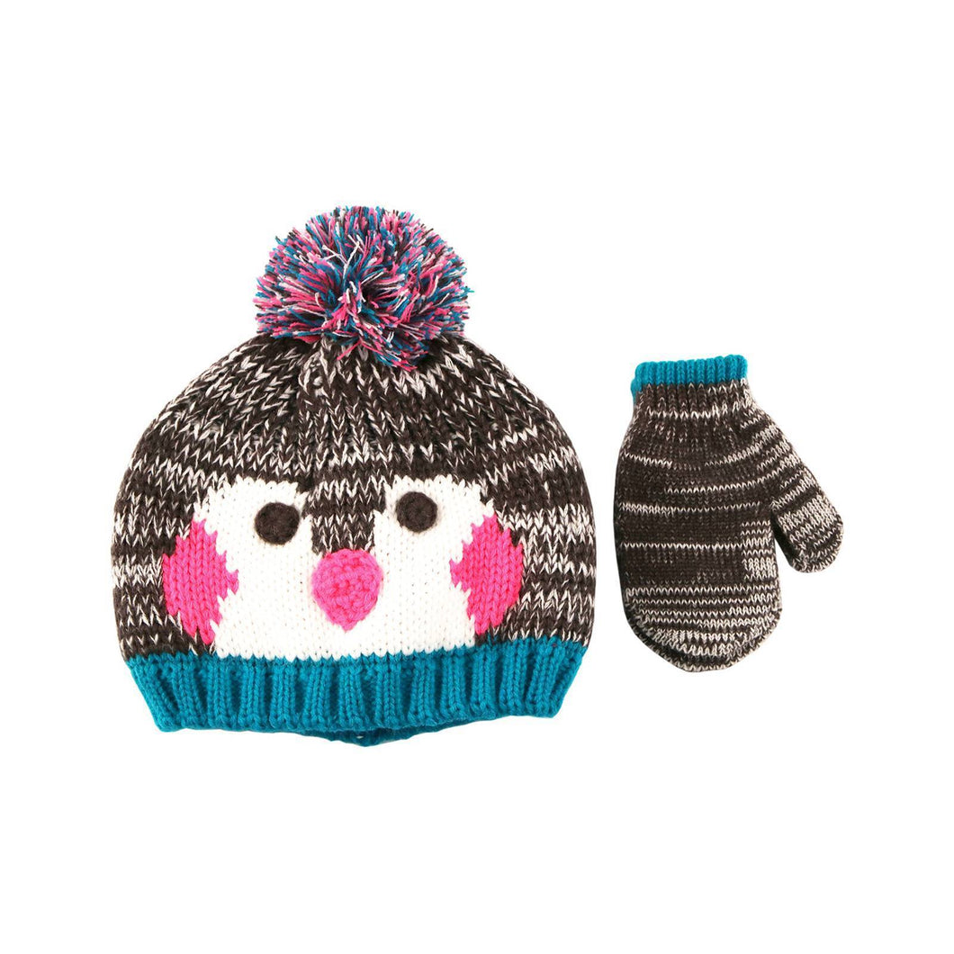 http://www.ebay.com/i/Girls-Pom-Penguin-Hat-and-Mitten-Set-Cat-Jack-153-Aqua-/272947229446