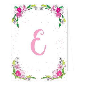 http://www.ebay.com/i/RosanneBECK-Collections-White-Note-Cards-Floral-Crest-Monogram-E-/272934555788