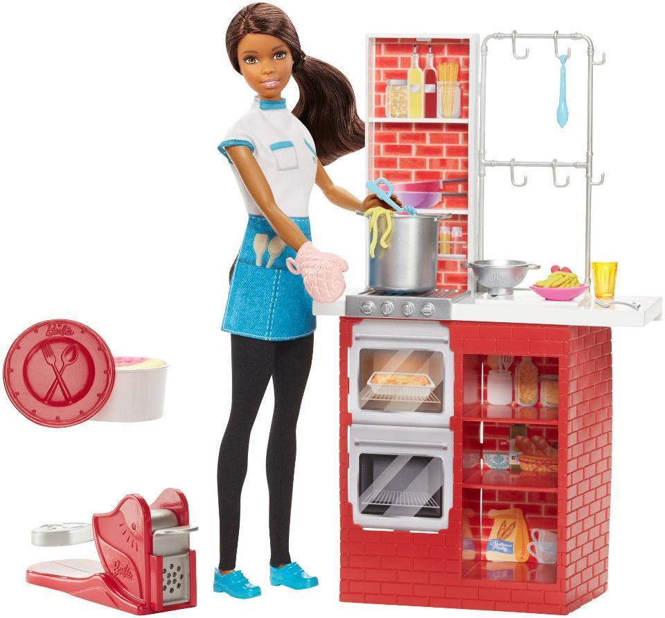 http://www.ebay.com/i/Barbie-Spaghetti-Chef-Doll-and-Playset-Brown-Hair-/362192977535