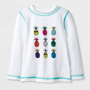 http://www.ebay.com/i/Baby-Boys-Pineapple-Long-Sleeve-Rash-Guard-Cat-Jack-153-White-9M-/302572051611