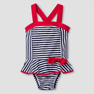http://www.ebay.com/i/Toddler-Girls-Stripe-Skirted-One-Piece-Swimsuit-Cat-Jack-153-Navy-Re-/302260823394