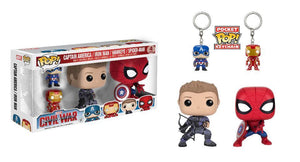 http://www.ebay.com/i/Funko-POP-Keychain-Marvel-Civil-War-Captain-America-3-Vinyl-Figures-Captain-/172817467017