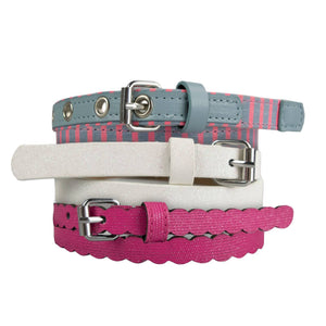 http://www.ebay.com/i/Girls-3-Pack-Belt-Set-Cat-Jack-153-Multi-Colored-S-/272947060725