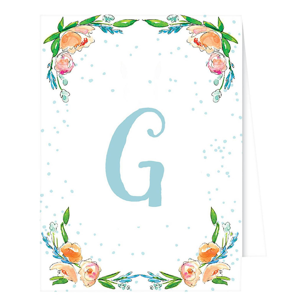 http://www.ebay.com/i/RosanneBECK-Collections-White-Note-Cards-Floral-Crest-Monogram-G-/302529348741