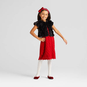 http://www.ebay.com/i/Girls-Faux-Fur-Bolero-Vest-Cat-Jack-153-Black-L-/272947918381