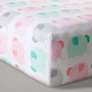 http://www.ebay.com/i/Fitted-Crib-Sheet-Elephant-Parade-Cloud-Island-153-Pink-/272843157427