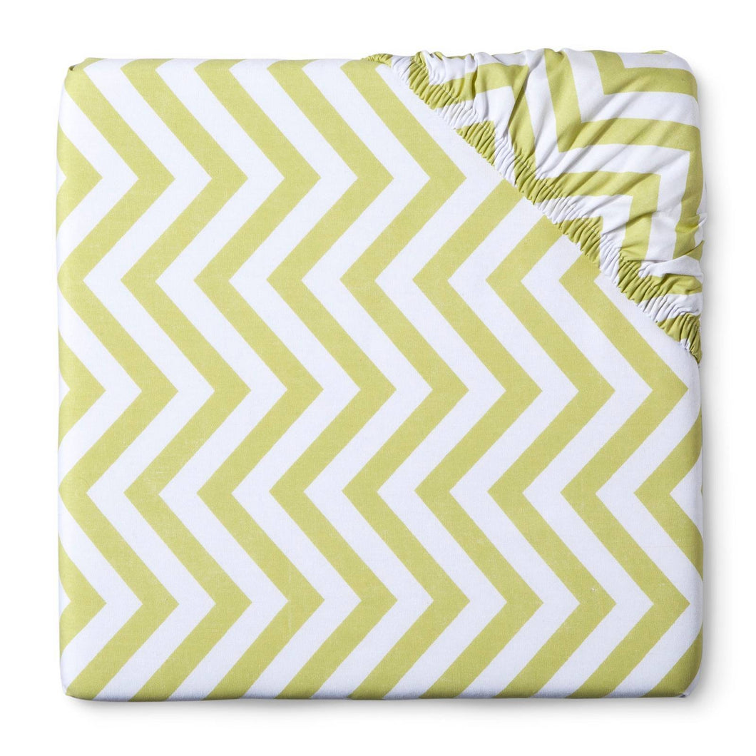 http://www.ebay.com/i/Circo-153-Woven-Fitted-Crib-Sheet-Chevron-Lime-/272589453492