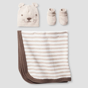 http://www.ebay.com/i/Baby-Organic-Hat-Bootie-Blanket-Set-Cat-Jack-153-Oatmeal-Heather-/282310622658