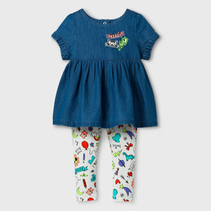 http://www.ebay.com/i/Baby-Girls-Denim-Tunic-and-Leggings-Set-Cat-Jack-153-NB-/302537437642
