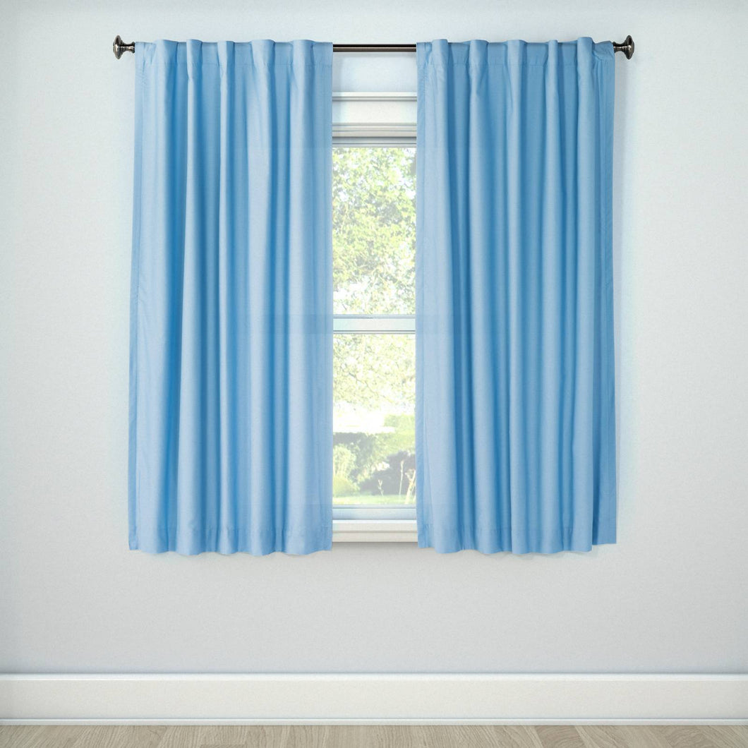 http://www.ebay.com/i/Blue-Twill-Light-Blocking-Curtain-Panel-95-x42-Pillowfort-153-/272942071437