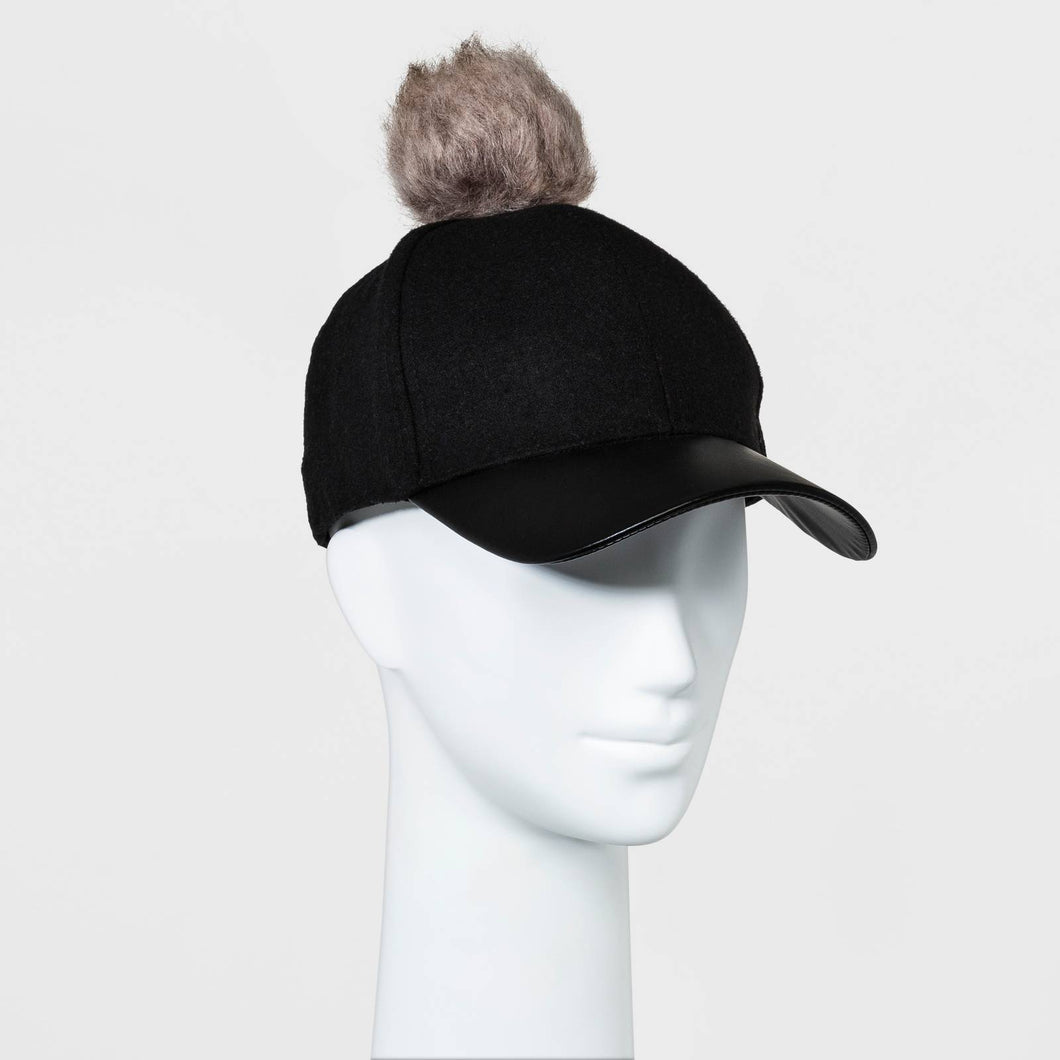 http://www.ebay.com/i/Womens-Baseball-Hat-Pom-Mossimo-Supply-Co-153-Black-/302446936729