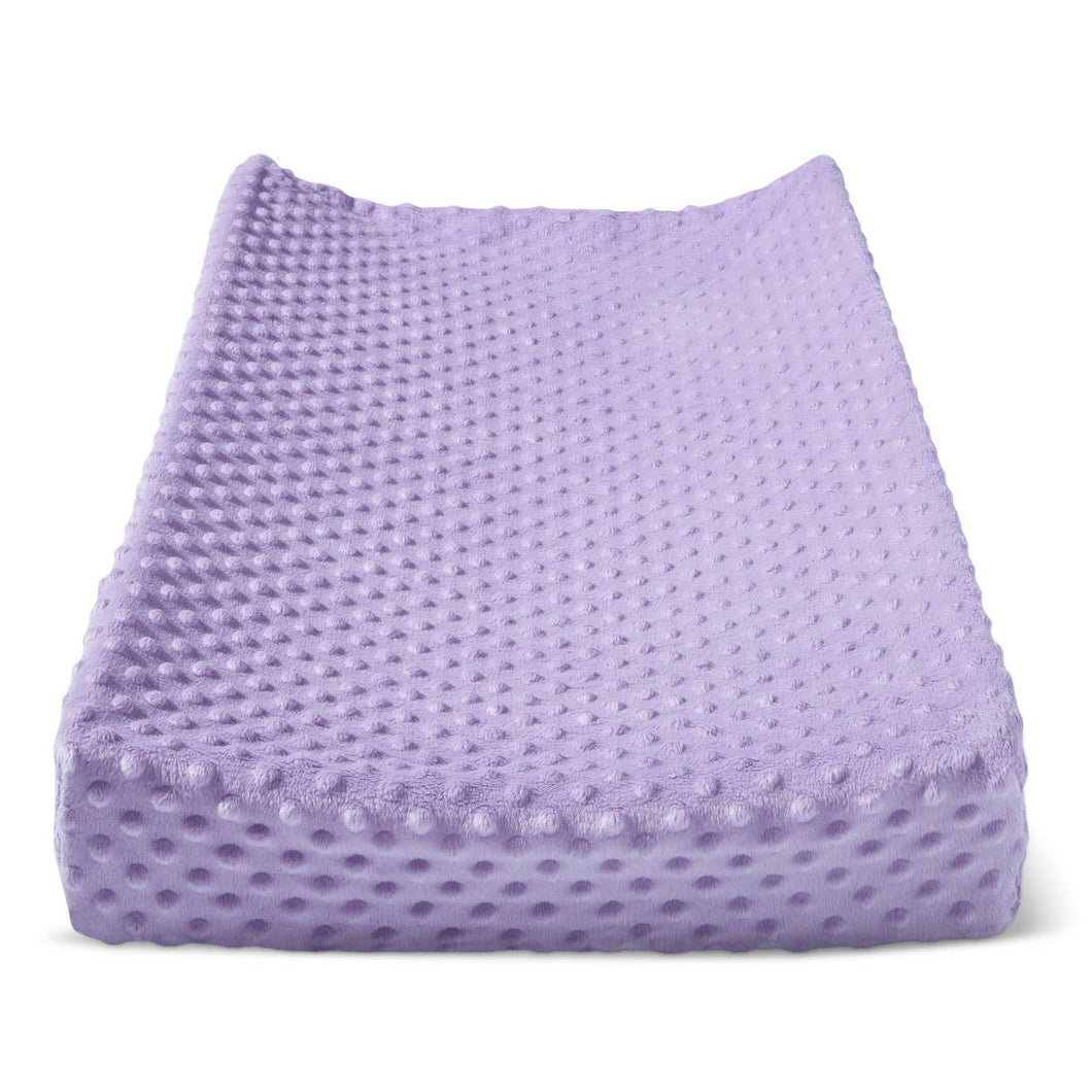 http://www.ebay.com/i/Plush-Changing-Pad-Cover-Solid-Cloud-Island-153-Purple-/272708325331
