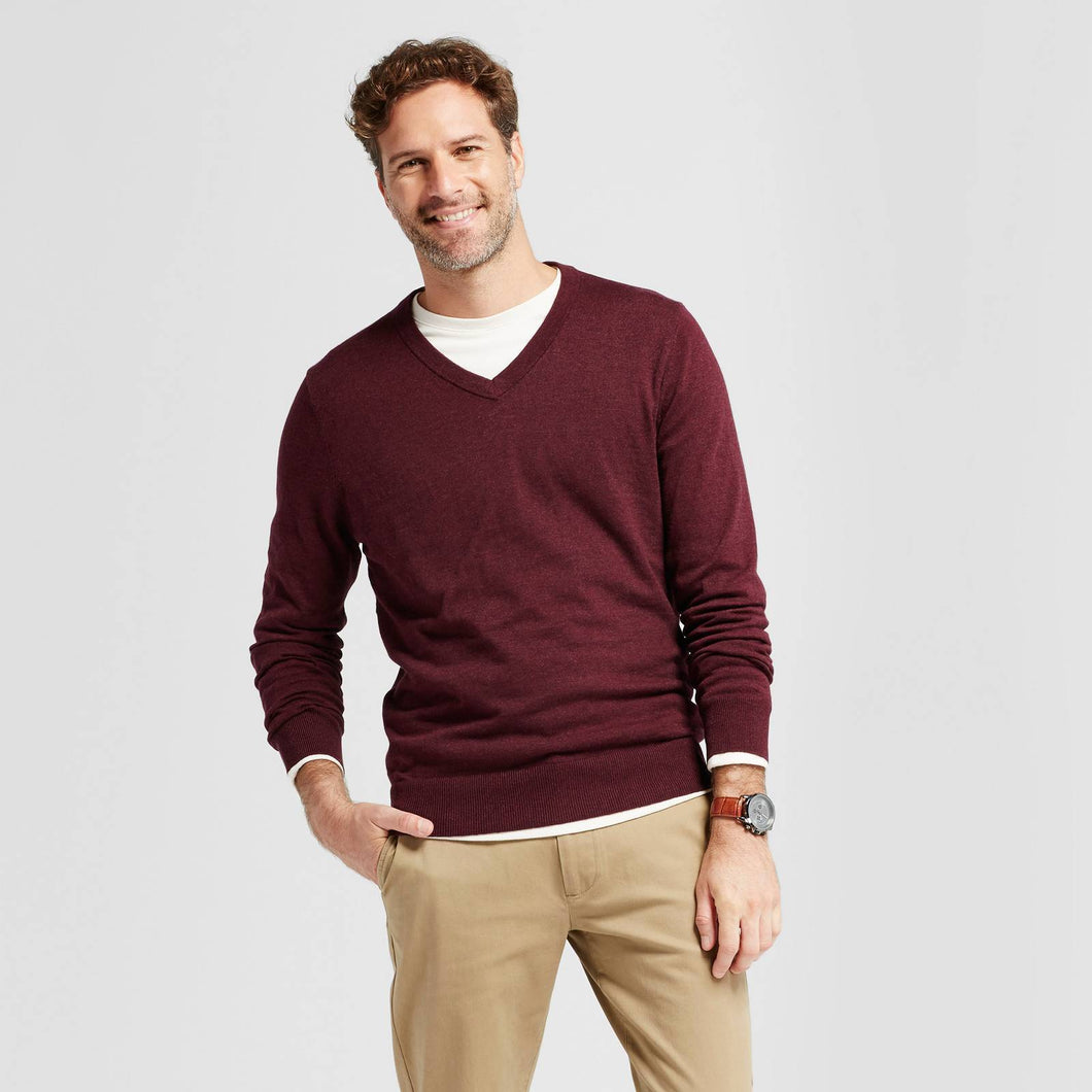 http://www.ebay.com/i/Mens-V-Neck-Sweater-Goodfellow-Co-153-Burgundy-M-/282741801690