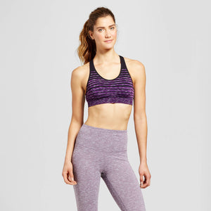 http://www.ebay.com/i/Womens-Medium-Support-Seamless-Striped-Racerback-Sports-Bra-C9-Champion-1-/282741809249